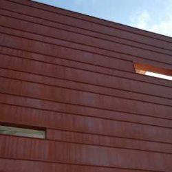 Mosman, Sydney - Copper Residential - Single lock standing seam