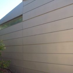 Zinc Residential - Interlocking Panel