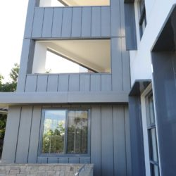 Zinc Multi-Residential - Interlocking Panel