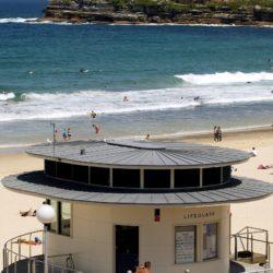 Bondi Beach Life Guard Tower, Bondi, Sydney - Zinc Commercial