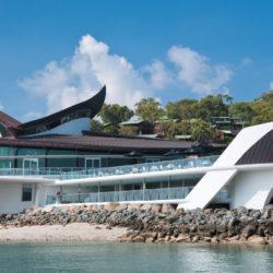 Hamilton Island Yacht Club, Hamilton Island, Qld - Copper Commercial